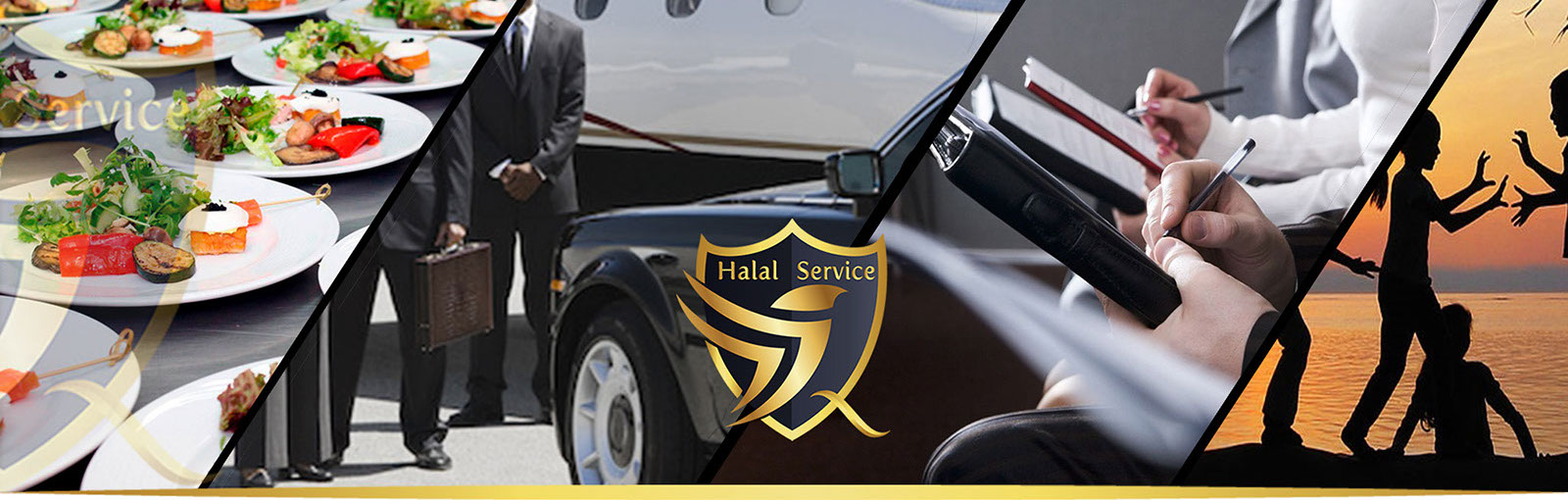 Home. HALAL SERVICE - HS. sicurezza e accompagnamento Halal, baby sitting Halal, catering Halal, room fitting Halal
